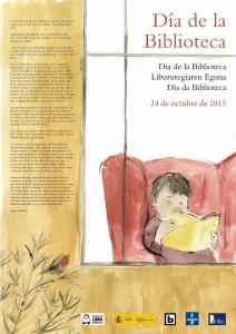 cartel Dia de la biblioteca OK BAJA