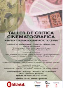 taller criitica